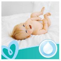 Toilette Bebe PAMPERS Lingettes bébé FRESHCLEAN - 80 lingettes - Aucune