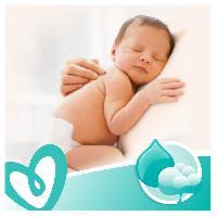 Toilette Bebe PAMPERS Lingettes bébé SENSITIVE - 80 lingettes - Aucune