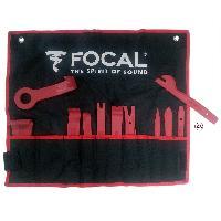 Tool set - 11 Outils de demontage anti-rayures des pieces plastiques panneaux de portes tableau de bord