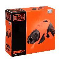 Tournevis BLACK ET DECKER Tournevis 3.6v lithium 1.5 ah Black & Decker