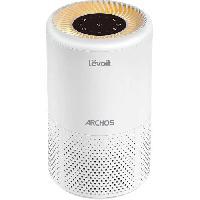 Traitement De L Air ARCHOS Purificateur d'air 15 + un 2eme filtres est offert - capture 99.97 des particules ? filtration jusqu'a 85 m3-h