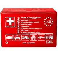 Traitements Libre Service - Soins Pathologies Coffret de premiers secours norme DIN 13164 ADNAuto