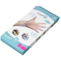 Traitements Libre Service - Soins Pathologies NOVOLIFE Gants Soft Thermo Plastique Elastomere M x 100