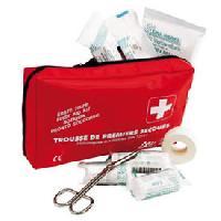 Traitements Libre Service - Soins Pathologies Trousse de premiers secours