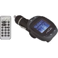 Transmetteur FM Transmetteur FM USBSD 12-24V + telecommande