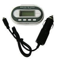 Transmetteurs FM Transmetteur FM - 200 frequences avec LCD