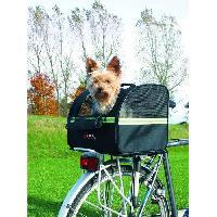 Transport - Deplacement - Promenade Biker-Bag Sac transport chien 35x28x29cm - Trixie Generique