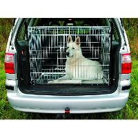 Transport - Deplacement - Promenade Cage de transport pour chien 109x79x71 cm