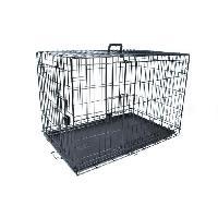 Transport - Deplacement - Promenade M-PETS - Caisse Voyager - Noir - XXL - Pour chien M Pets