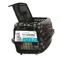 Transport - Deplacement - Promenade MPETS Cage de transport - Pour chien - 46x31x23cm - Noir - M Pets