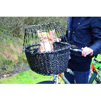 Transport - Deplacement - Promenade Panier velo avec grille pour chien - Trixie - Generique
