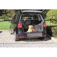 Transport - Deplacement - Promenade Protege coffre voiture - 1.64x1.25m - Noir - Pour chien