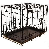 Transport - Deplacement - Promenade RIGA cage chien MM 60x43x50 CHIENS