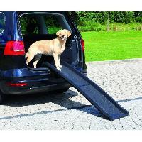 Transport - Deplacement - Promenade Rampe pour chien 40x156 cm noir