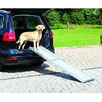 Transport - Deplacement - Promenade Rampe telescopique pour chien 43x100-180 cm