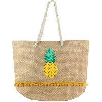 Transport - Deplacement - Promenade Sac cabas Ananas