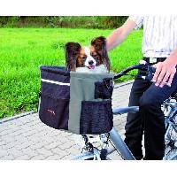 Transport - Deplacement - Promenade TRIXIE Biker-Box. 38 x 27 x 28 cm pour chien