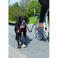 Transport - Deplacement - Promenade TRIXIE Biker-Set pour grands chiens