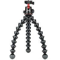 Trepied - Monopod JOBY JB01508 GorillaPod 5K Kit - Trepied photo flexible et robuste ? Jusqu'a 5 kg supporte
