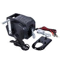 Treuil Auto AUTOBEST Treuil electrique 12V - Cable acier 9 m - 900 kg