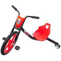 Tricycle BIBEE-DRIFT RIDER Tricycle 901252 - Noir et rouge Aucune