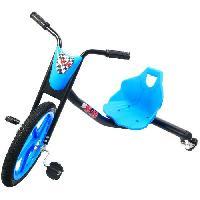 Tricycle BIBEE-DRIFT RIDER Tricycle 901757 - Noir et bleu Generique