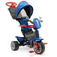 Tricycle INJUSA Tricycle Body Max Denim