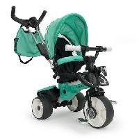 Tricycle INJUSA Tricycle City Max Cobalt