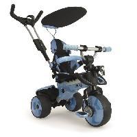 Tricycle INJUSA Tricycle enfant évolutif City Bleu