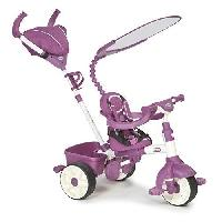Tricycle LITTLE TIKES Tricycle Evolutif 4 en 1 Sports Edition Rose/Blanc