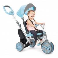 Tricycle LITTLE TIKES Tricycle Fold'n Go 5en1 Trike - Bleu Ciel