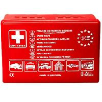 Trousse De Secours Coffret de premiers secours norme DIN 13164