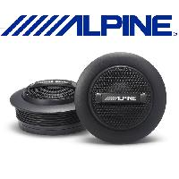 Tweeters SPS-110TW - 2 Tweeters a dome equilibres 2.5cm - 100W RMS - Type S
