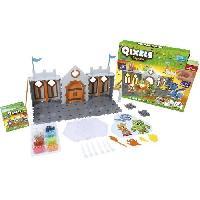 Univers Miniature - Habitation - Garage Miniature Le chateau - Qixels Royaume