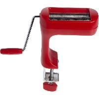 Ustensiles De Cuisine COSY & TRENDY Mini Machine a Pates -Rouge Cosmetic Wear