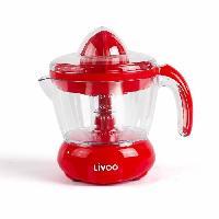 Ustensiles De Cuisine LIVOO DOD131B Presse Agrumes - Rouge