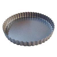 Ustensiles Patisserie Moule a tarte cannelee - o 20 cm