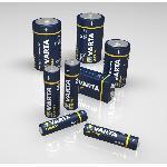 VARTA Pack de 8 piles alcalines Energy AAA (LR03) 1.5V