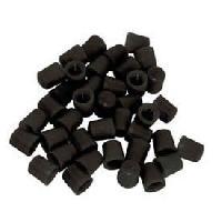 Valves et Capuchons 1000 Bouchons de valve noirs