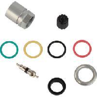 Valves et Capuchons Kit accessoires pour valves 257525 - x10 - ADNAuto