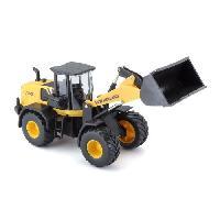 Vehicule - Engin Terrestre  A Construire BBURAGO Vehicule de construction Chargeuse W170D New Holland 1-50eme - Jaune