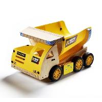Vehicule - Engin Terrestre  A Construire BSM - Kit camion benne Aucune