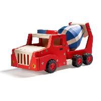 Vehicule - Engin Terrestre  A Construire BSM - Kit camion toupie Aucune