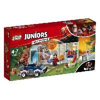 Vehicule - Engin Terrestre  A Construire Juniors The Incredibles II 10761 La Grande Evasion