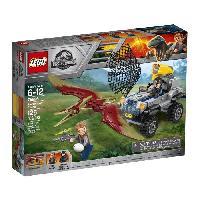 Vehicule - Engin Terrestre  A Construire Jurassic World 75926 La Course-Poursuite Du Pteranodon