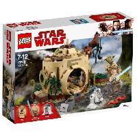 Vehicule - Engin Terrestre  A Construire LEGO Star Wars? 75208 La Hutte De Yoda