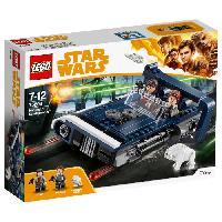 Vehicule - Engin Terrestre  A Construire LEGO Star Wars? 75209 Le Landspeeder? De Han Solo