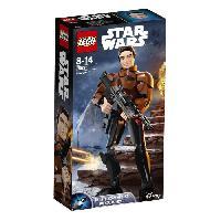 Vehicule - Engin Terrestre  A Construire LEGO Star Wars? 75535 Han Solo?