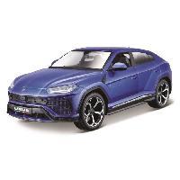 Vehicule - Engin Terrestre  A Construire MAISTO Vehicule a monter Lamborghini Urus 1-24eme - Bleu