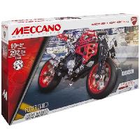 Vehicule - Engin Terrestre  A Construire MECCANO Ducati Monster 1200s SpinMaster